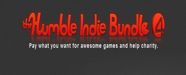 Humble-Bundle-4-Logo