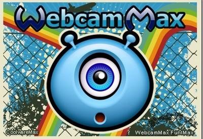 Webcam Max Splash Screen