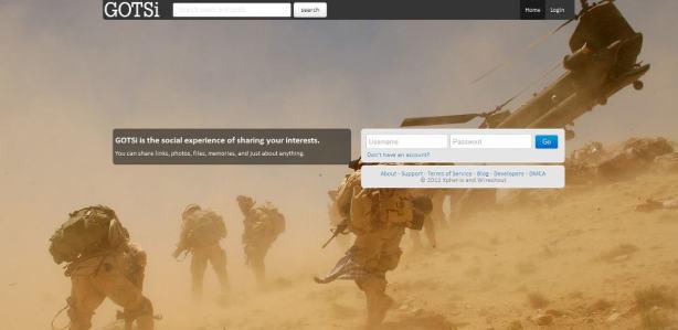 GOTSi Homepage