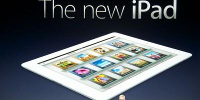 iPad3- Keynote