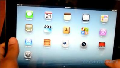 New iPad Setup