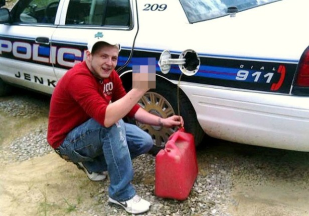 Gas-Siphoning