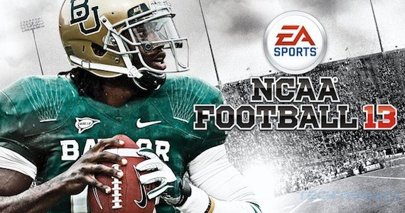 Robert-Griffin-NCAA-Football-13-Cover