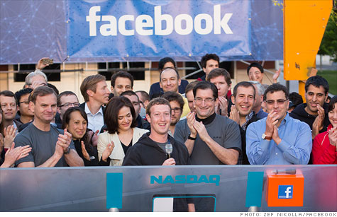 Facebook Opening Bell