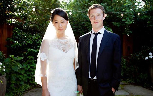 Zuckerberg Wedding