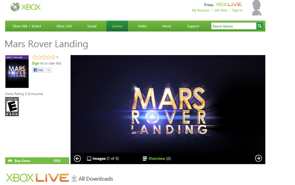 mars landing game online - photo #27