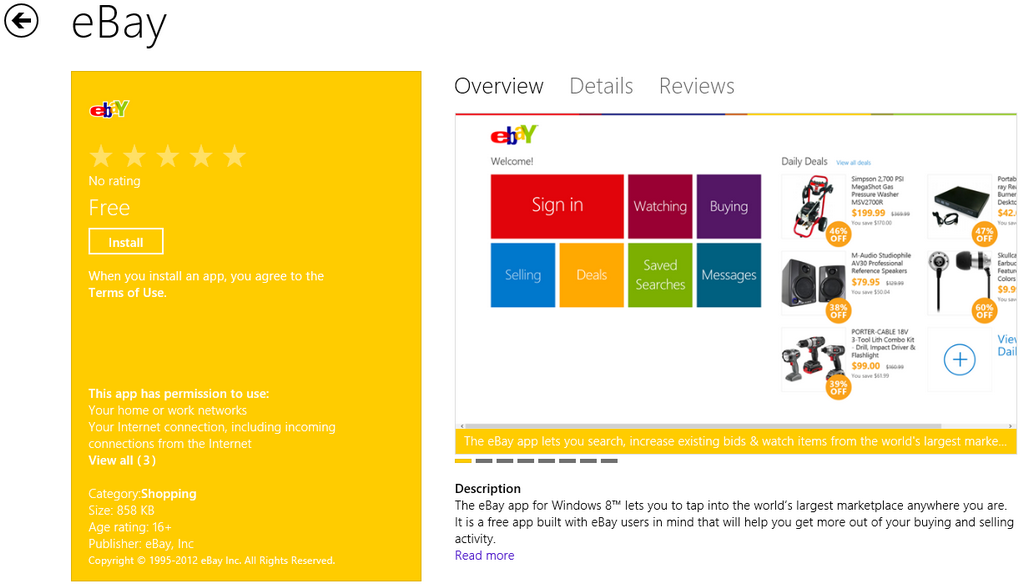 how to start a online store on ebay