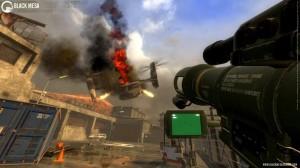Black Mesa Screenshot