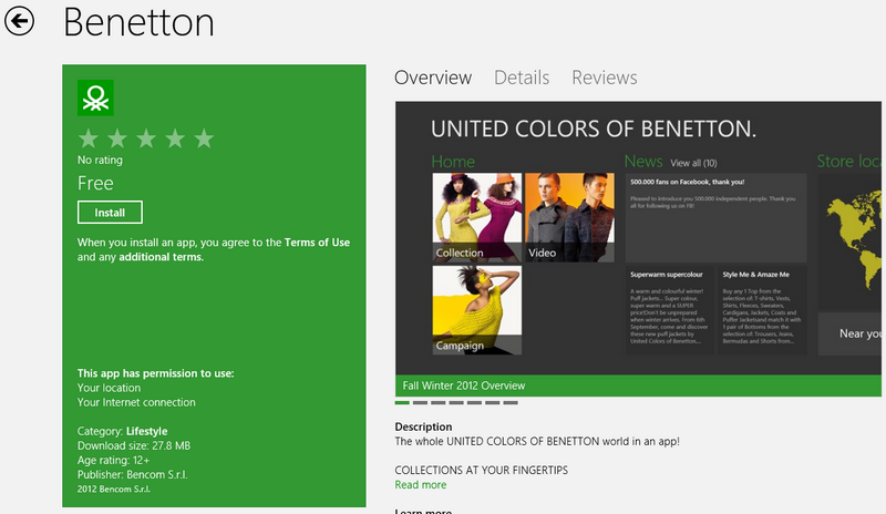 United colors of benetton is in the store mcakins online for Shop online benetton