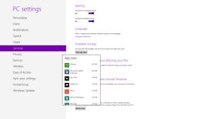 Show Windows 8 App Sizes