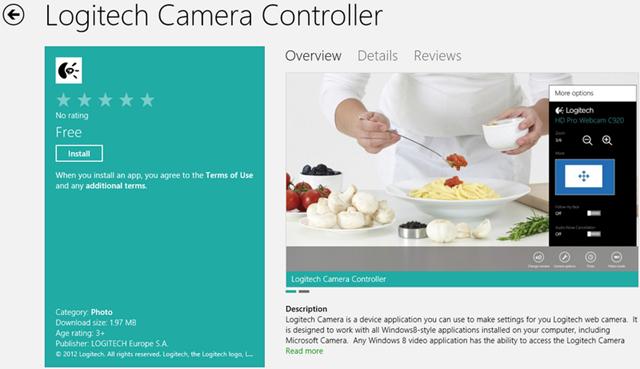 7fc7b2f015a Logitech Camera Controller App arrives in the Store – McAkins Online