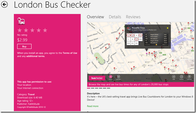 London Bus Checker App Is Here Mcakins Online