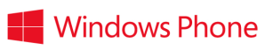 Windows Phone Logo Medium