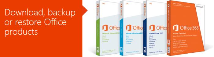 Install Office Header