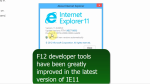 IE11 Dev F2 1