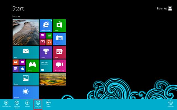 Windows 8.1 Multiple Windows
