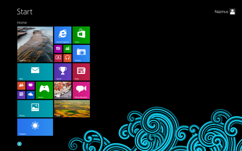 Windows 8.1 Orange Tattooo
