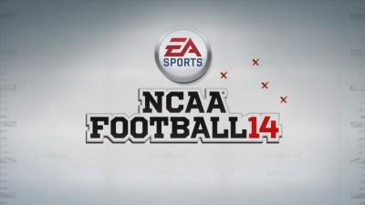 NCAA Football 14 logo
