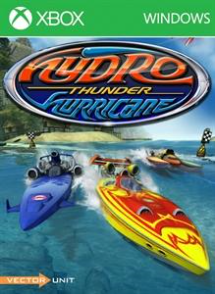 Hydro Thunder Hurricane Cover