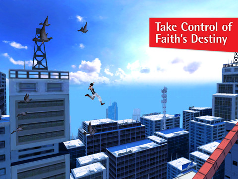 Mirror's Edge iOS (1)