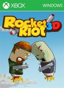 Rocket Riot 3D Cover