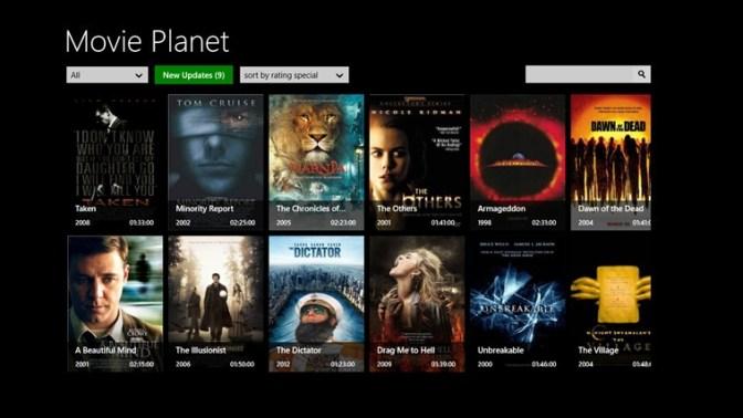 Movie Planet 700