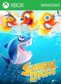Shark Dash! Cover