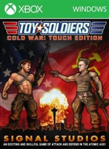 Toy Soldiers cover