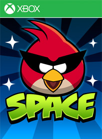 Angry Birds Space Cover