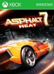 Asphalt 7 Cover