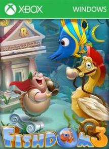 Fishdome 3 Cover