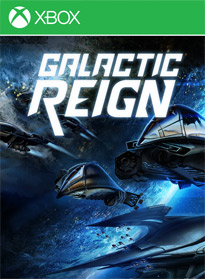 Galactic Reign Cover