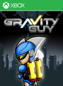Gravity Guy Cover