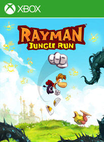 Rayman Jungle Run Cover
