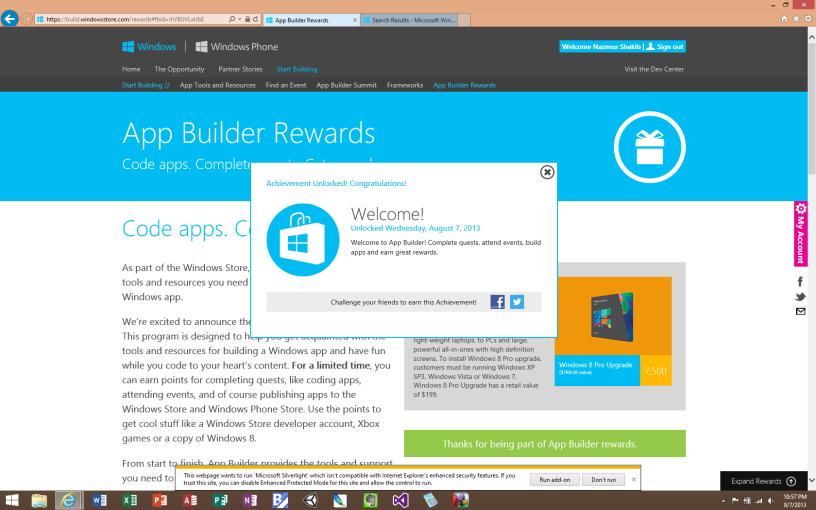 Online dating sovellus Windows Phone