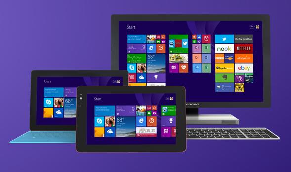 The new Windows (8.1)