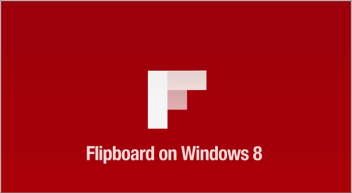 Flipboard for Windows 8