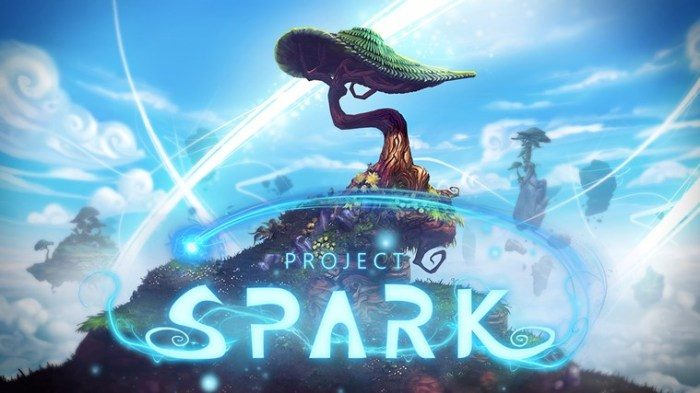 Project Spark is now in the Store!