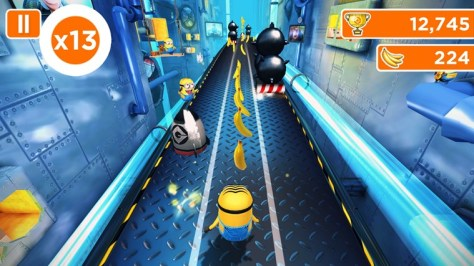 Despicable Me Minion Rush (2)