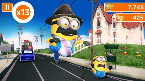 Despicable Me Minion Rush (5)