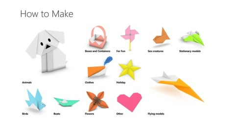 How To Make Origami App is great for Kids