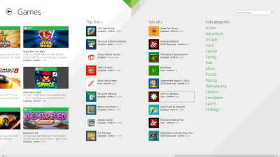 Windows Store Category View Update (1)