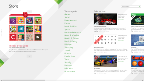 Windows Store Category View Update (2)