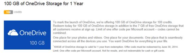 100 GB OneDrive