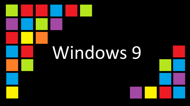 Windows 9 Artwork