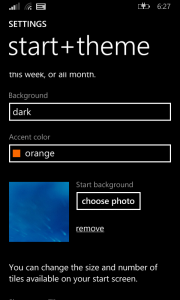 Tiles Custom Background Windows Phone 8.1