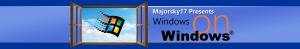 Channel Art - Windows on Windows XP