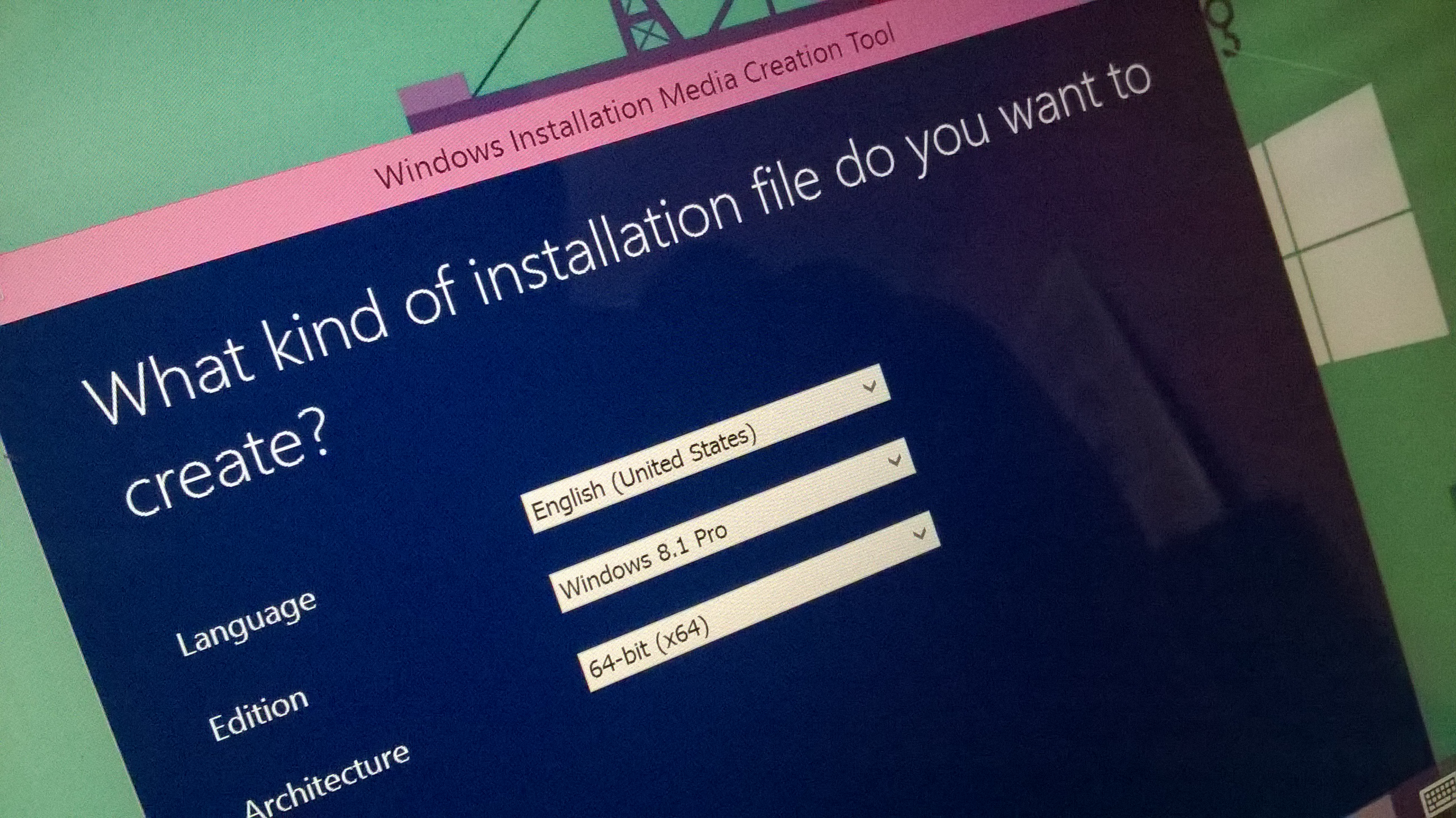 Install Windows 8 1 with your Windows 8 0 Key – McAkins Online