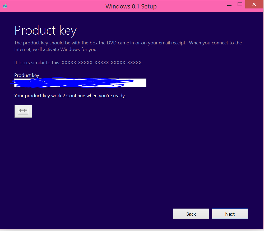 windows 8 key online
