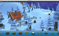 Snow World Voxelus